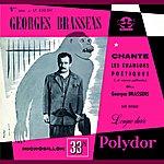 Georges Brassens Georges Brassens Chante...Les Chansons Poétiques (... Et Souvent Gaillardes) N°1