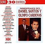 Olimpo Cardenas Inmortales De Daniel Santos Y Olimpo Cardenas