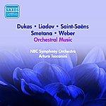 Arturo Toscanini Orchestral Music - Dukas, P. / Smetana, B. / Saint-Saens, C. / Liadov, A.K. / Weber, C.M. (Toscanini) (1950-1952)