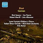 Fritz Reiner Bizet, G.: Carmen (Stevens, Peerce, Merrill, Reiner) (1951)