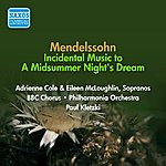 Paul Kletzki Mendelssohn, F: Midsummer Night's Dream (A) (Excerpts) (Kletzki) (1954)