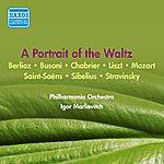 Igor Markevitch Orchestral Music (Waltzes) - Saint-Saens, C. / Sibelius, J. / Busoni, F. / Liszt, F. / Berlioz, H. (Markevitch) (A Portrait Of The Waltz) (1954)