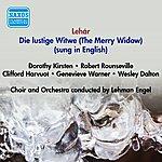 Lehman Engel Lehar, F.: Merry Widow (The) [Operetta] (Sung In English) (Highlights) (1952)