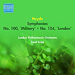 "Josef Krips Haydn, J.: Symphonies Nos. 100, ""Military"" And 104, ""London"" (Krips) (1952)"