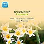 Ernest Ansermet Rimsky-Korsakov, N.: Scheherazade (Ansermet) (1948)