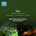 Sir Thomas Beecham Elgar, E.: Enigma Variations / Cockaigne / Serenade In E Minor (Royal Philharmonic, Beecham) (1954)