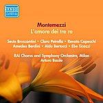 Arturo Basile Montemezzi, I.: Amore Dei Tre Re (L') [Opera] (Bruscantini, Capecchi, Berdini, Basile) (1951)
