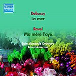 Ernest Ansermet Debussy, C.: La Mer / Ravel, M.: Ma Mere L'oye (Swiss Romande Orchestra, Ansermet) (1951)