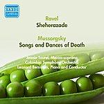 Jennie Tourel Ravel, M.: Sheherazade / Mussorgsky, M.: Songs And Dances Of Death (Tourel, Columbia Symphony, Bernstein) (1950)