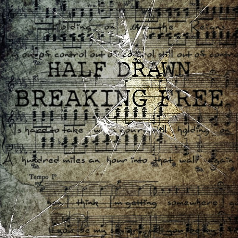 Cover Art: Breaking Free