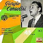 Giorgio Consolini Vintage Italian Song No. 41 - Ep: Mare Lucente