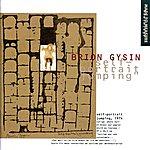 Brion Gysin Self-Portait Jumping