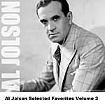 Al Jolson Al Jolson Selected Favorites, Vol. 2