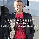 Jan Johansen It's Not Real (Mitchel Roland Remix) - Single