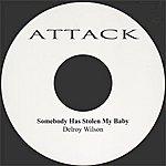 Delroy Wilson Sombody Has Stolen My Baby