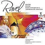 Libor Pesek Ravel: Bolero/Piano Concerto In G Major