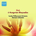 Hermann Scherchen Liszt, F.: 6 Hungarian Rhapsodies (London Philharmonic, Scherchen) (1955)