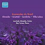 Laurindo Almeida Guitar Recital: Almeida, Laurindo - Gnattali, R. / Sardinha, A.A. / Almeida, L. / Villa-Lobos, H. (Impressoes Do Brasil) (1957)