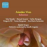 Ataulfo Argenta Vives, A.: Bohemios [Operetta] (Rosado, Berganza, Ausensi, Argenta) (1954)