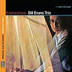 Bill Evans Trio Explorations [Original Jazz Classics Remasters]