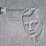 Janice Graham Dohnanyi: Violin Concerto No.2, Ruralia Hungarica, Sextet