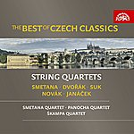 Smetana Quartet The Best Of Czech Classics - String Quartets / Smetana / Dvořák / Janáček