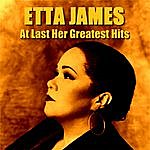Etta James At Last Her Greatest Hits