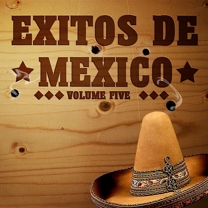 Cover Art: Exitos De Mexico Vol 5