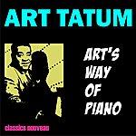 Art Tatum Art's Way Of Piano