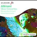 Heinz Holliger Albinoni: Oboe Concertos