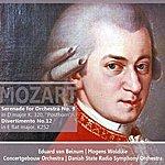 Eduard Van Beinum Mozart: Serenade For Orchestra In D Major No. 9, K.320: Divertimento In E Flat Major, No. 12, K252