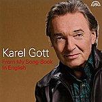 Karel Gott From My Song Book In English /Bonusové CD Ke Kompletu Mé Písně/