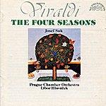 Prague Chamber Orchestra Vivaldi, Bach: The Four Seasons - Double Violin Concerto