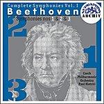 Czech Philharmonic Orchestra Beethoven: Symphonies Nos. 1-3, Egmont Overture