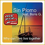 Sin Plomo Why Can't We Live Together (Feat. Boris G.)