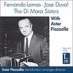 Astor Piazzolla Fernado Lamas, Jose Duval And The DI Mara Sisters With Astor Piazzolla