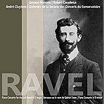 André Cluytens Ravel: Piano Concerto For The Left Hand In D Major Etc.