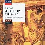 Stuttgarter Kammerorchester J.S. Bach: Orchestral Suites Nos. 1-4