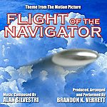 Alan Silvestri Flight Of The Navigator - Theme From The Motion Picture (Feat. Brandon K. Verrett) - Single