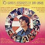 José José 16 Grandes Interpretes De Juan Gabriel