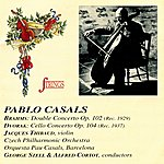 Pablo Casals Brahms & Dvorak: Cello Works