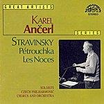 Czech Philharmonic Orchestra Stravinsky: Pétrouchka - Les Noces