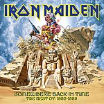 Iron Maiden Somewhere Back In Time: The Best Of 1980-1989
