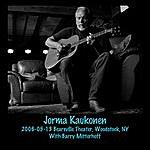 Jorma Kaukonen 2006-05-13 Bearsville Theater, Woodstock, Ny