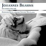 Johannes Brahms Tres Sonatas. Una Vida