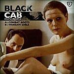 Black Cab Combat Boots