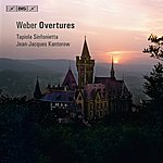 Jean-Jacques Kantorow Weber: Overtures