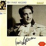 Mario Del Monaco My First Record