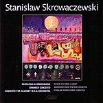 Richard Stoltzman Works For Orchestra