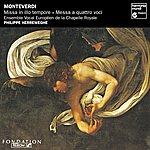 Philippe Herreweghe Monteverdi: Missa In Illo Tempore